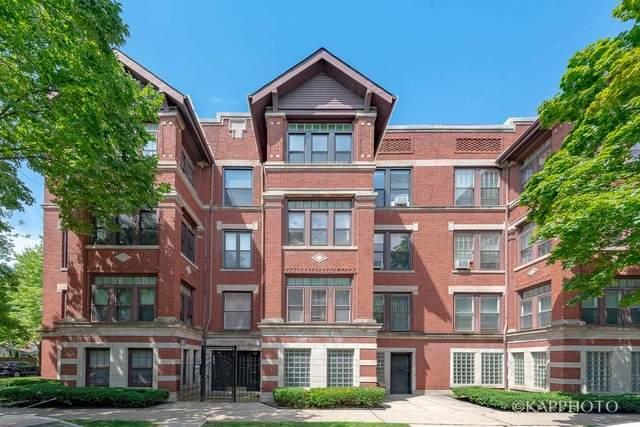 5140 S Greenwood Avenue #3, Chicago, IL 60615 (MLS #10811015) :: John Lyons Real Estate