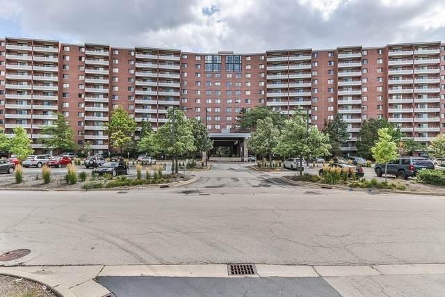 21 Kristin Drive #603, Schaumburg, IL 60195 (MLS #10811039) :: Littlefield Group