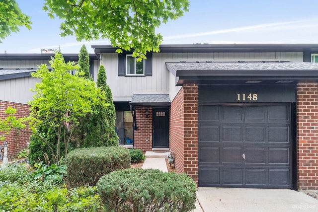 1148 Loughborough Court, Wheaton, IL 60189 (MLS #10811048) :: John Lyons Real Estate