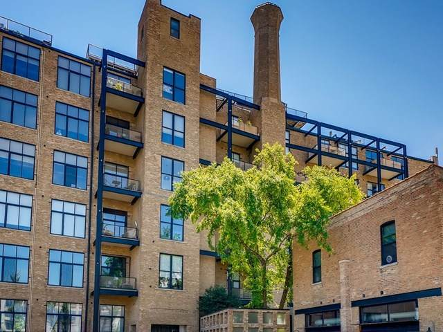 1872 N Clybourn Avenue #405, Chicago, IL 60614 (MLS #10811075) :: Angela Walker Homes Real Estate Group