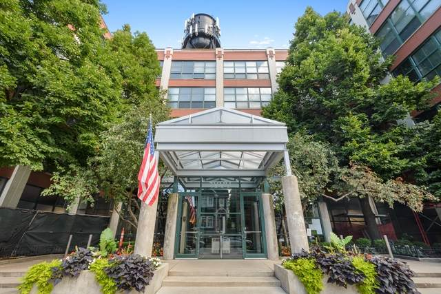 1800 W Roscoe Street #528, Chicago, IL 60657 (MLS #10811077) :: John Lyons Real Estate