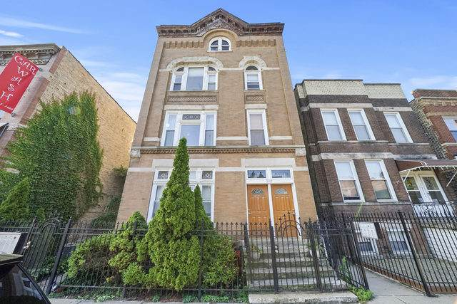 2515 W Augusta Boulevard 2S, Chicago, IL 60622 (MLS #10811082) :: Property Consultants Realty