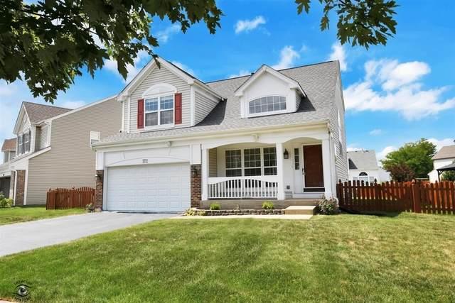 772 Violet Circle, Naperville, IL 60540 (MLS #10811089) :: Janet Jurich