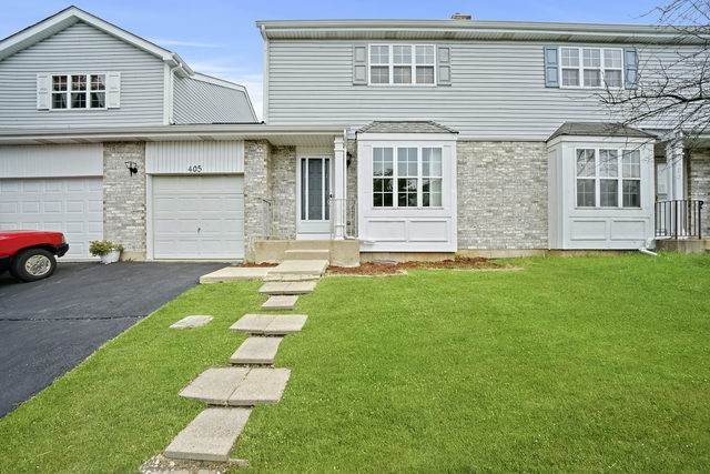 405 Walden Court, Romeoville, IL 60446 (MLS #10811121) :: The Wexler Group at Keller Williams Preferred Realty