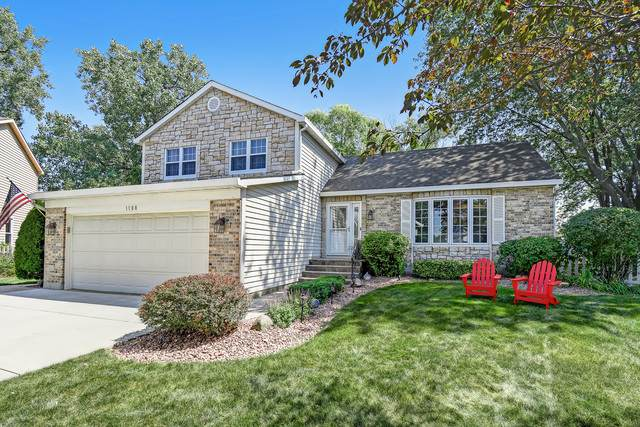 1108 Foxworth Boulevard, Lombard, IL 60148 (MLS #10811126) :: Angela Walker Homes Real Estate Group