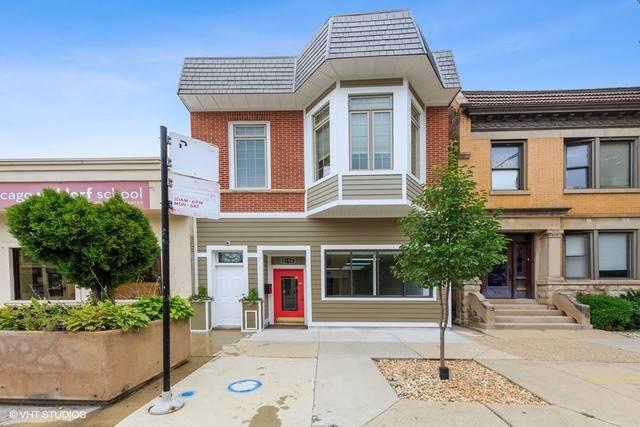 2154 Montrose Avenue, Chicago, IL 60618 (MLS #10811141) :: John Lyons Real Estate