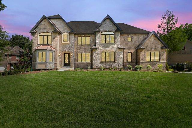 132 Ashton Drive, Burr Ridge, IL 60527 (MLS #10811190) :: The Wexler Group at Keller Williams Preferred Realty