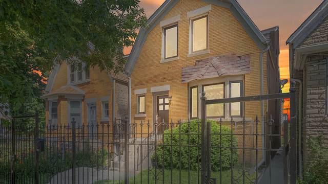 3552 W Evergreen Avenue, Chicago, IL 60651 (MLS #10811200) :: John Lyons Real Estate