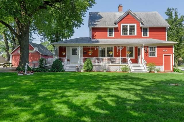 122 N Emerson Street, Mount Prospect, IL 60056 (MLS #10811208) :: Angela Walker Homes Real Estate Group