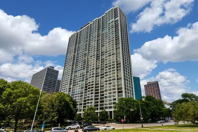 2800 N Lake Shore Drive #3606, Chicago, IL 60657 (MLS #10811246) :: Lewke Partners
