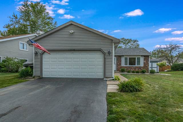 13849 W Sandstone Drive, Homer Glen, IL 60491 (MLS #10811309) :: BN Homes Group