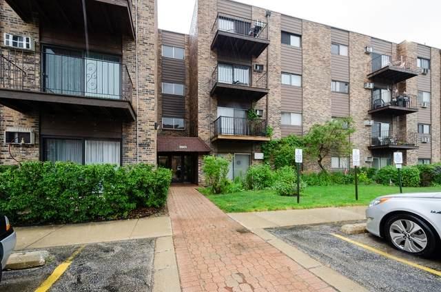8901 N Western Avenue #206, Des Plaines, IL 60016 (MLS #10811342) :: Ryan Dallas Real Estate