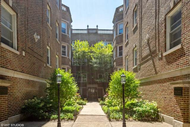 1045 W Glenlake Avenue #3, Chicago, IL 60660 (MLS #10811371) :: Angela Walker Homes Real Estate Group