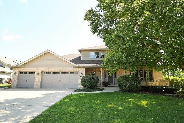 19343 Emerald Court, Mokena, IL 60448 (MLS #10811388) :: The Wexler Group at Keller Williams Preferred Realty