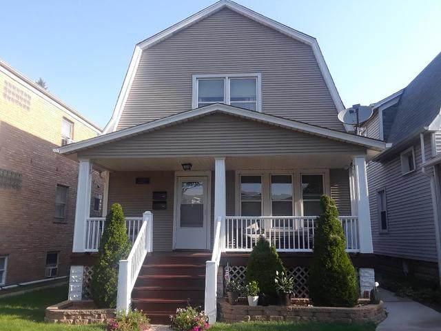 6448 W Raven Street, Chicago, IL 60631 (MLS #10811469) :: John Lyons Real Estate