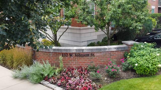 132 W Johnson Street #304, Palatine, IL 60067 (MLS #10811472) :: Lewke Partners