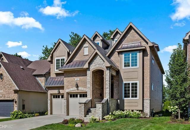 515 N Eagle Street, Naperville, IL 60563 (MLS #10811528) :: John Lyons Real Estate