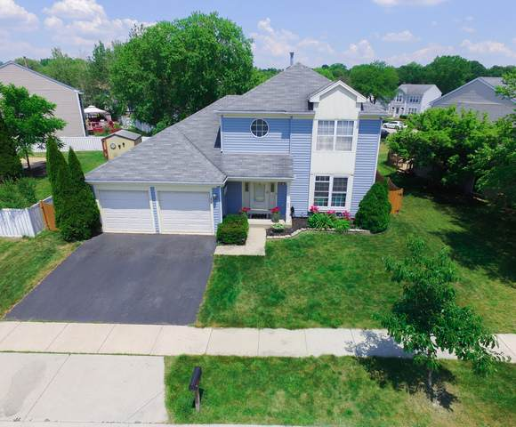 14 Buchanan Lane, Streamwood, IL 60107 (MLS #10811552) :: Angela Walker Homes Real Estate Group