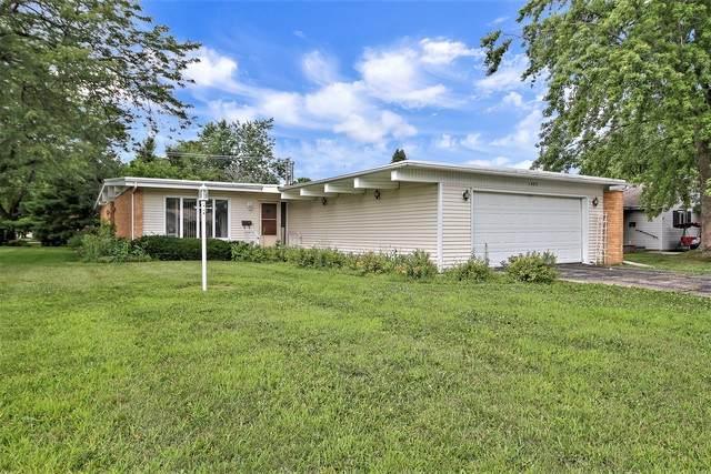 1485 W Budd Boulevard, Kankakee, IL 60901 (MLS #10811593) :: John Lyons Real Estate