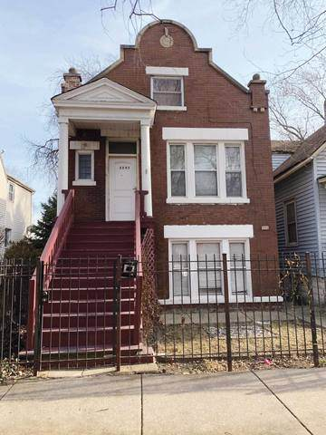 2245 S Drake Avenue, Chicago, IL 60623 (MLS #10811606) :: Angela Walker Homes Real Estate Group