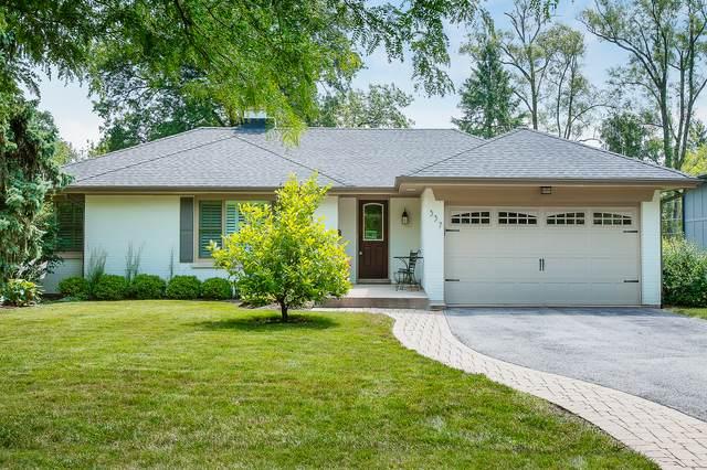 337 Spring Avenue, Glen Ellyn, IL 60137 (MLS #10811626) :: Angela Walker Homes Real Estate Group