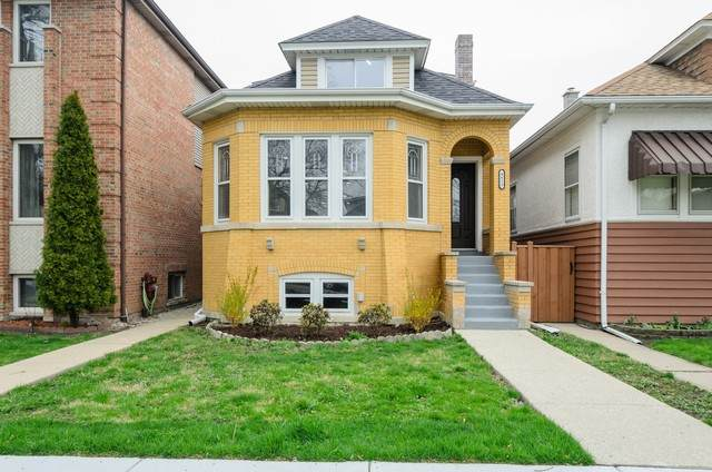 4613 N Kedvale Avenue, Chicago, IL 60630 (MLS #10811675) :: John Lyons Real Estate
