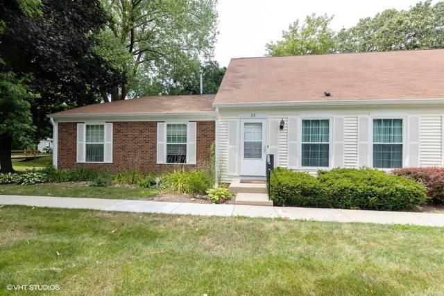 22 Bright Oaks Circle, Cary, IL 60013 (MLS #10811682) :: John Lyons Real Estate