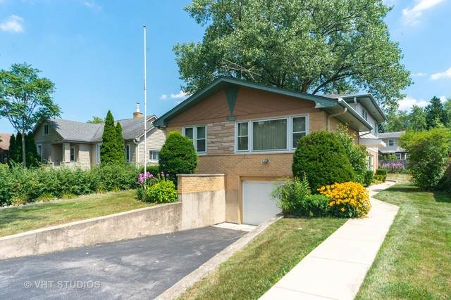 333 N Maple Avenue, Wood Dale, IL 60191 (MLS #10811697) :: Angela Walker Homes Real Estate Group