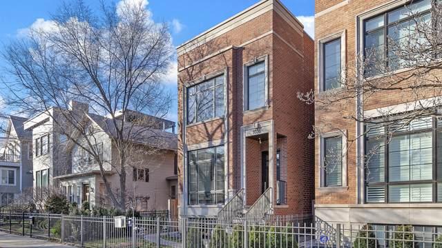 1036 W Wellington Avenue, Chicago, IL 60657 (MLS #10811746) :: Lewke Partners