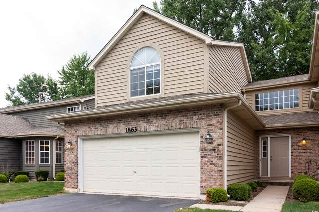 1863 Tamahawk Lane, Naperville, IL 60564 (MLS #10811771) :: John Lyons Real Estate