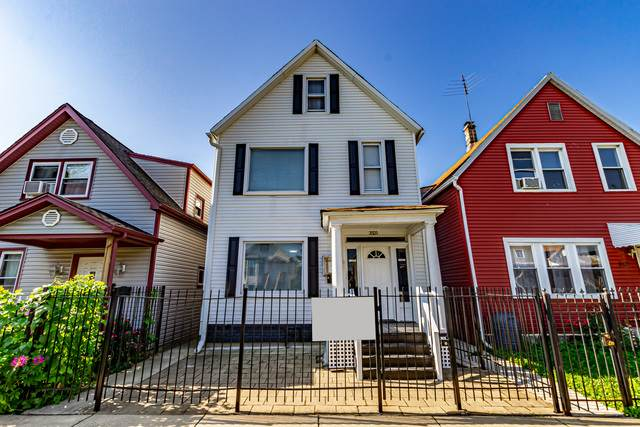 3325 W 37th Place, Chicago, IL 60632 (MLS #10811783) :: John Lyons Real Estate