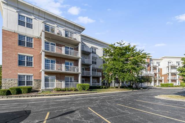 601 W Rand Road #203, Arlington Heights, IL 60004 (MLS #10811809) :: Angela Walker Homes Real Estate Group