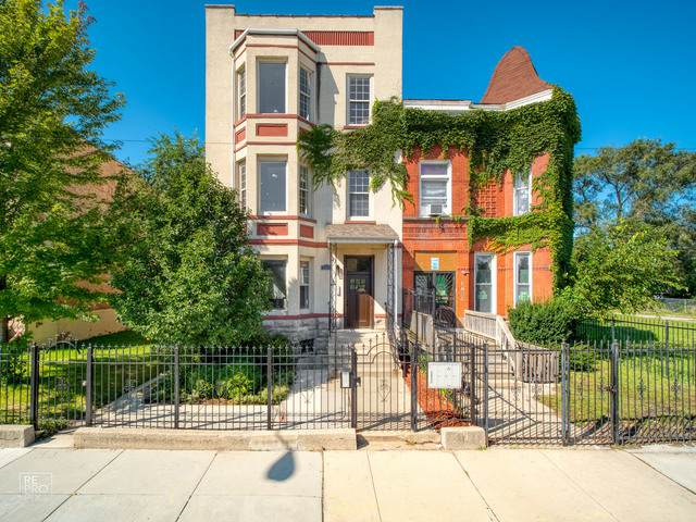 3766 S Indiana Avenue #1, Chicago, IL 60653 (MLS #10811826) :: Janet Jurich