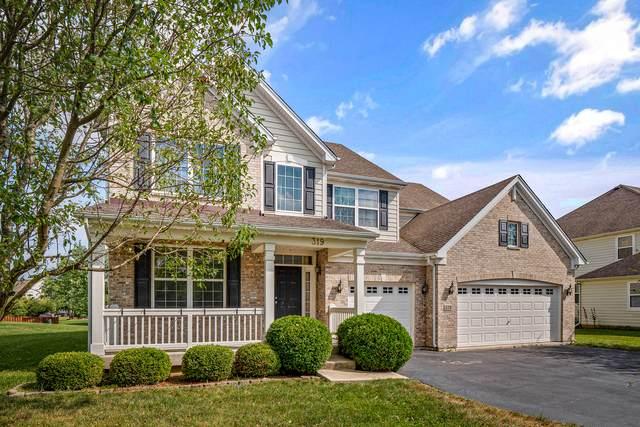 319 Buffalo Drive, Elgin, IL 60124 (MLS #10811841) :: Angela Walker Homes Real Estate Group