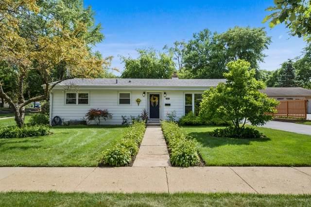 725 E Eisenhower Avenue, Palatine, IL 60074 (MLS #10811887) :: Ryan Dallas Real Estate