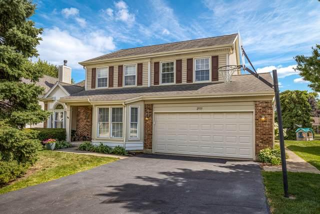 2513 Lawn Court, Schaumburg, IL 60193 (MLS #10811894) :: Ryan Dallas Real Estate