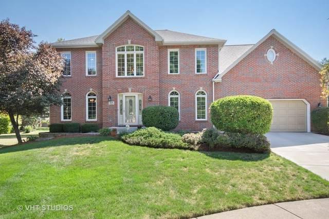 175 Macintosh Court, Glen Ellyn, IL 60137 (MLS #10811895) :: Ryan Dallas Real Estate