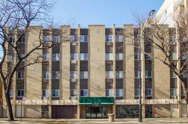 5420 N Sheridan Road #204, Chicago, IL 60640 (MLS #10811933) :: John Lyons Real Estate