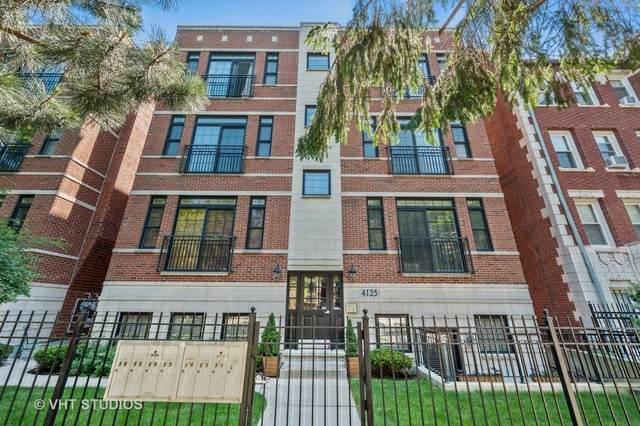 4125 N Kenmore Avenue F, Chicago, IL 60613 (MLS #10811950) :: Angela Walker Homes Real Estate Group