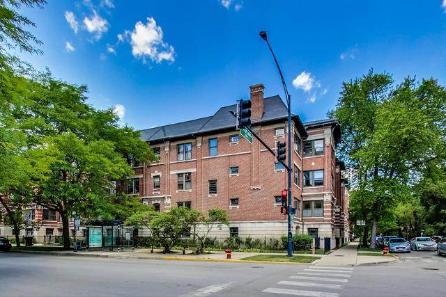 5056 S Woodlawn Avenue #1, Chicago, IL 60615 (MLS #10811967) :: Angela Walker Homes Real Estate Group