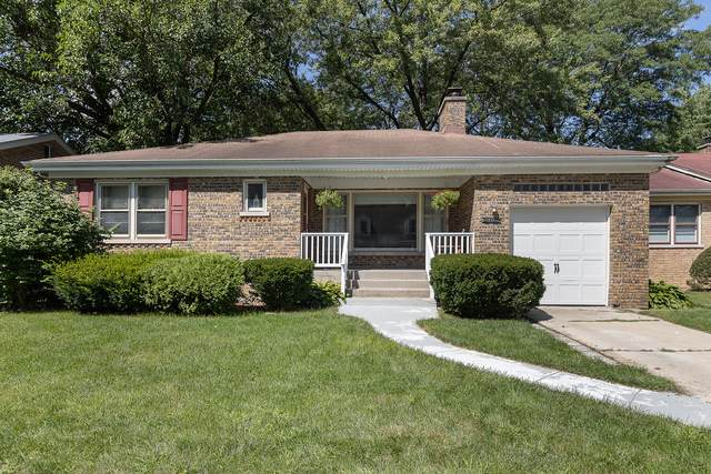 18544 Gottschalk Avenue, Homewood, IL 60430 (MLS #10812005) :: The Wexler Group at Keller Williams Preferred Realty
