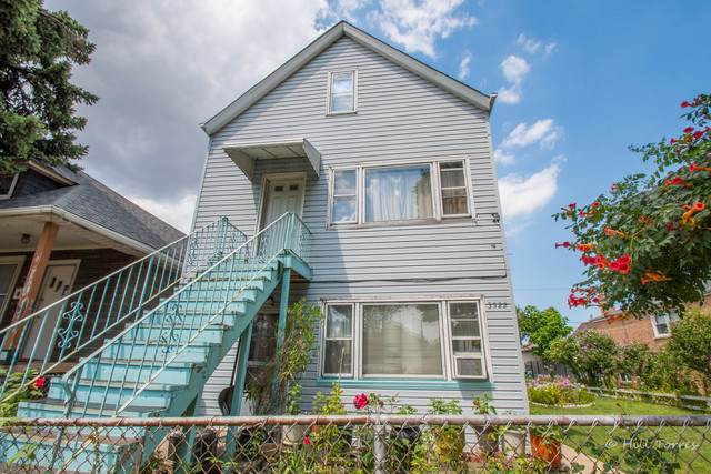 3522 W 38th Place, Chicago, IL 60632 (MLS #10812085) :: John Lyons Real Estate