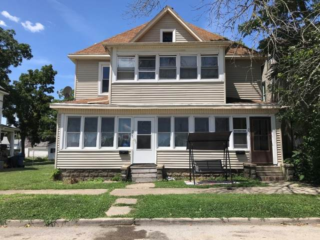 251 S 5th Avenue, Kankakee, IL 60901 (MLS #10812106) :: Property Consultants Realty