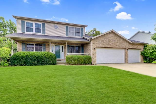 703 Ironwood Drive, Normal, IL 61761 (MLS #10812112) :: Property Consultants Realty