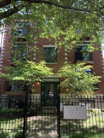 917 N Honore Street 1S, Chicago, IL 60622 (MLS #10812130) :: Property Consultants Realty