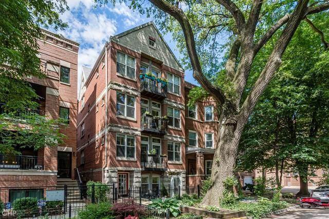 920 W Wolfram Street #1, Chicago, IL 60657 (MLS #10812218) :: Lewke Partners