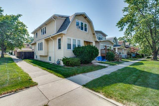 2147 N 73rd Court, Elmwood Park, IL 60707 (MLS #10812220) :: Suburban Life Realty