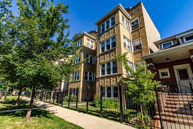 3510 W Palmer Street 2E, Chicago, IL 60647 (MLS #10812222) :: Angela Walker Homes Real Estate Group