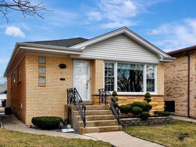5632 N Mulligan Avenue, Chicago, IL 60646 (MLS #10812235) :: Angela Walker Homes Real Estate Group