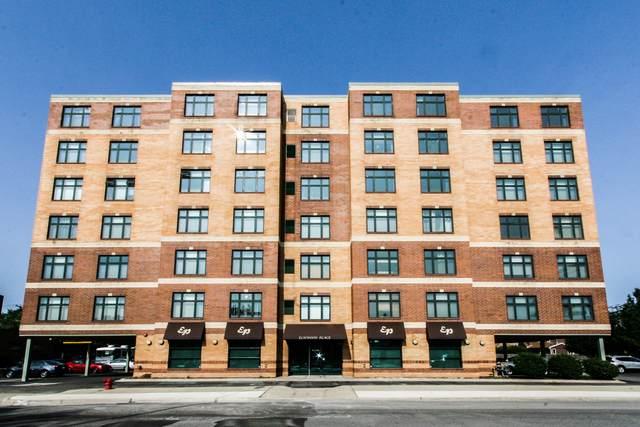 1930 N Harlem Avenue #705, Elmwood Park, IL 60707 (MLS #10812316) :: John Lyons Real Estate